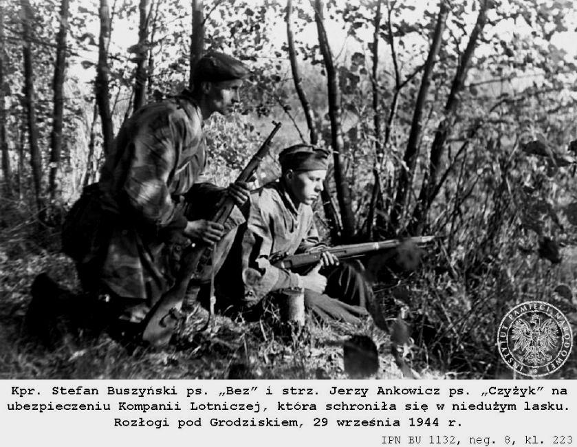 Bitwa pod Jaktorowem 29 września 1944 r., część 5 ostatnia.