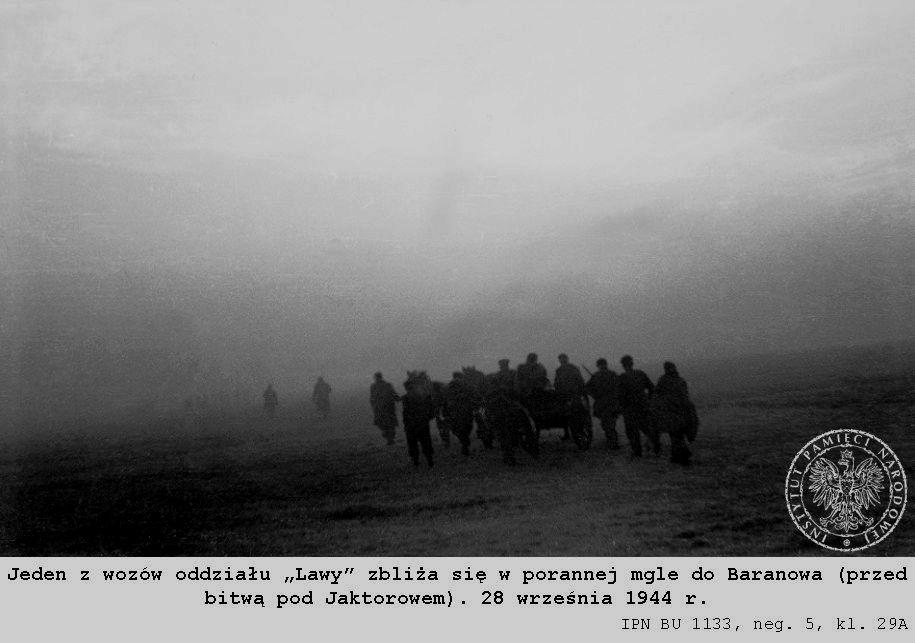 Bitwa pod Jaktorowem  cz. 3