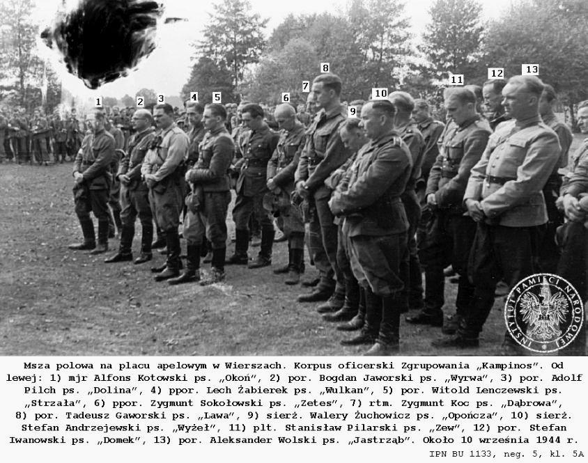 Bitwa pod Jaktorowem 29 września 1944 r. cz. 1