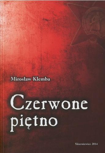 """Recenzja książki """"Czerwone piętno"""" M. Klemby"""