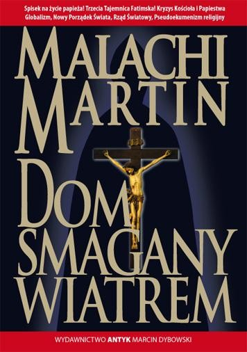 """Recenzja książki """"Dom Smagany Wiatrem"""" M. Martin"""