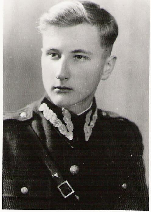 Żołnierze Przyczółka Czerniakowskiego cz. 1 – Tadeusz Targoński