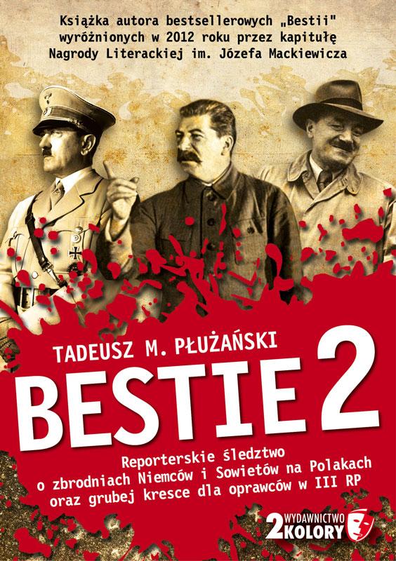 """Recenzja książki """"Bestie 2"""" T. Płużańskiego"""